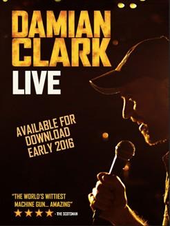 Damian Clark Live