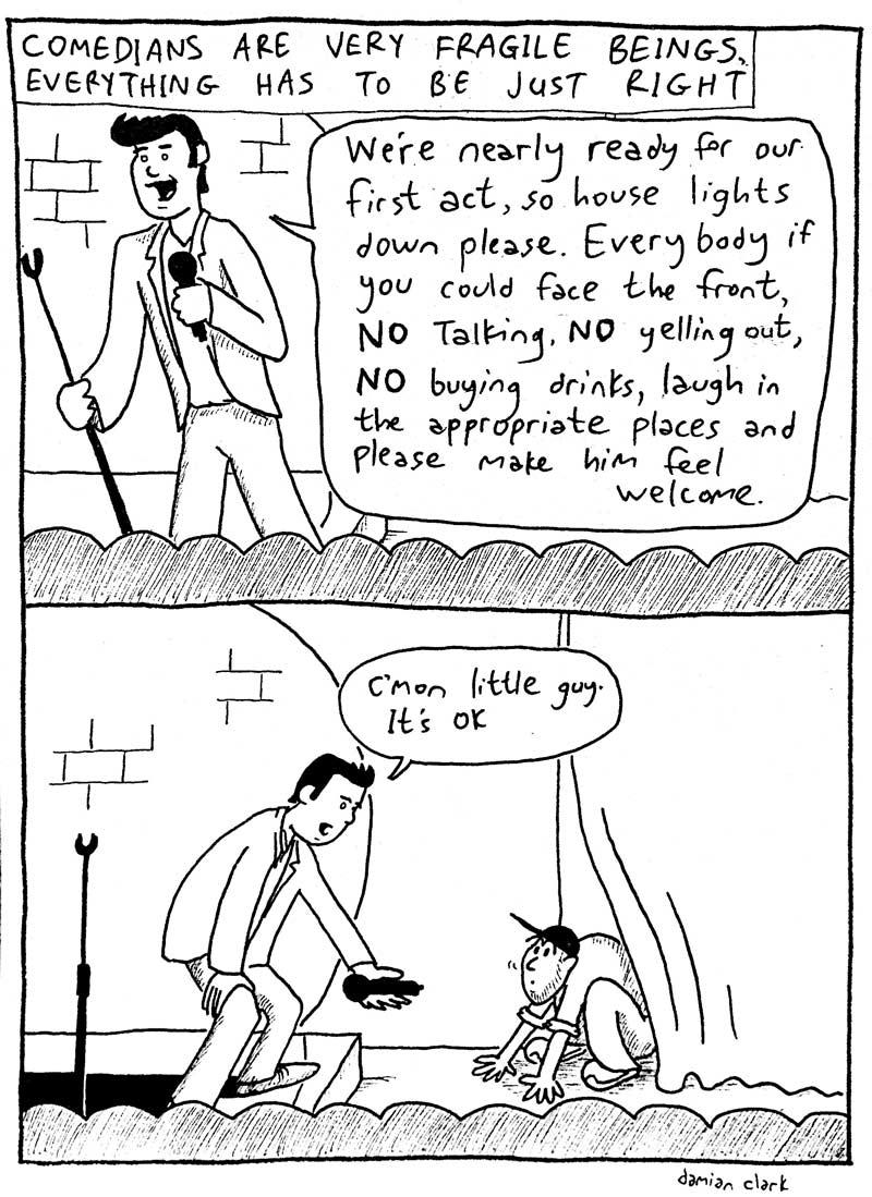 comic fragile