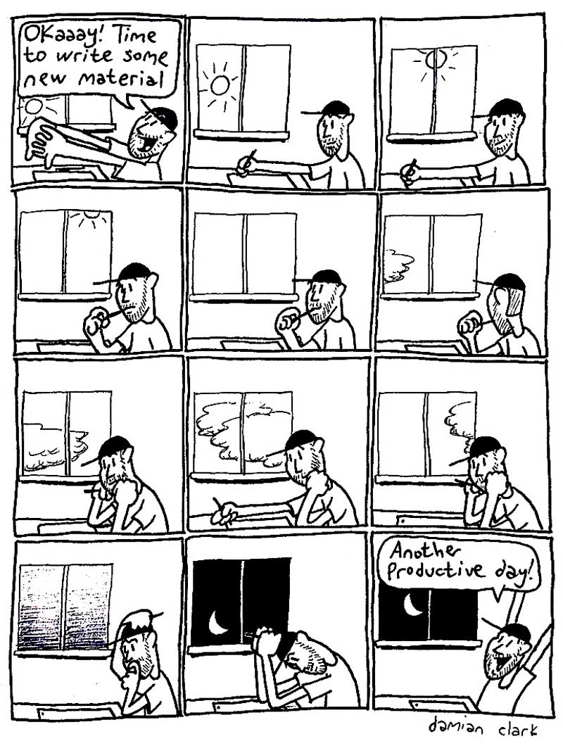 comic the productive side