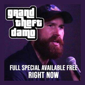 Grand Theft Damo video square