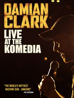 Damian Clarke Live at the Komedia