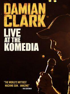 Damian Clarke Live at the Komedia