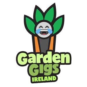 Garden Gigs Ireland logo