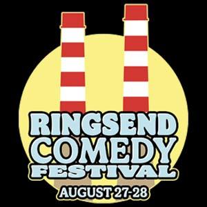 Ringsend Comedy Festival logo